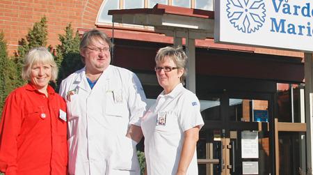 vårdcentral marieberg motala